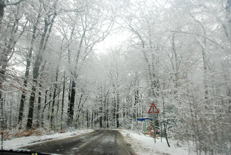 Winter 2010, Bochum-Weitmar
