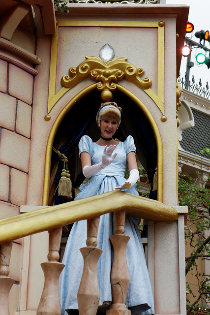 Cinderella - Disney on Parade 廸士尼巡遊表演 - 灰姑娘