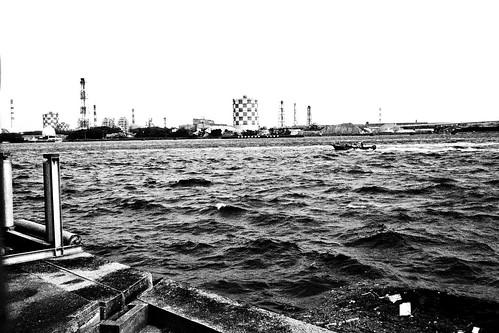 川崎臨港工業地帯 X