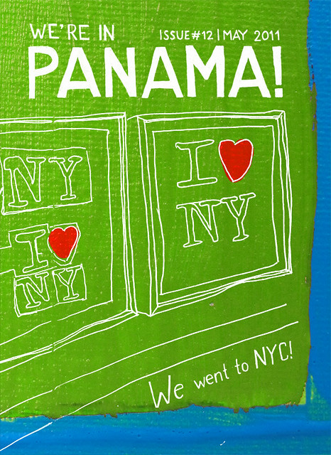 """We´re in Panama!"" issue 12 is out!"