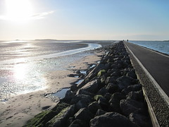 Evening sun in West Kirby (Helen~Smith) Tags: wirral