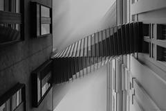 The coiled snake / la serpiente enrrollada (Luis DLF) Tags: building coventgarden snake architecture bw black white london uk sky bestcapturesao elitegalleryaoi