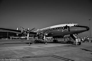Breitling Lockheed Super Constellation HB-RSC