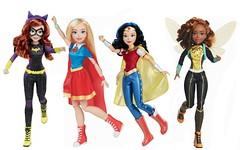 Toys'R'Us Exclusive Jakks Pacific 18' DC Super Hero Girls (Christo3furr) Tags: nytf new york toy fair 2017 mattel jakks pacific dc superhero girls fashion doll