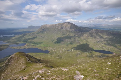 Cul Mor from Cul Beag
