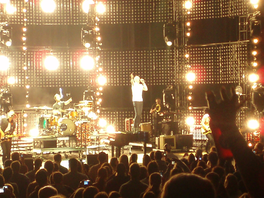 The Fray 7/4/09