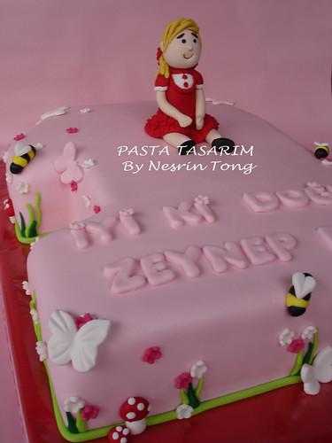 zeynep duru 1st.birthday