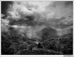 Sign of Warning 2 - Raining at Kundasang (sam4605) Tags: cloud mountain rain landscape scenery highland malaysia borneo raining sabah pemandangan kundasang ranau lanskap sabahborneo munsuk kinasaraban himbaan signofwarning zengardenresort sam4605 nosorob