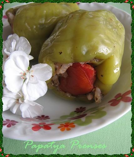 zeytinyağlı dolma