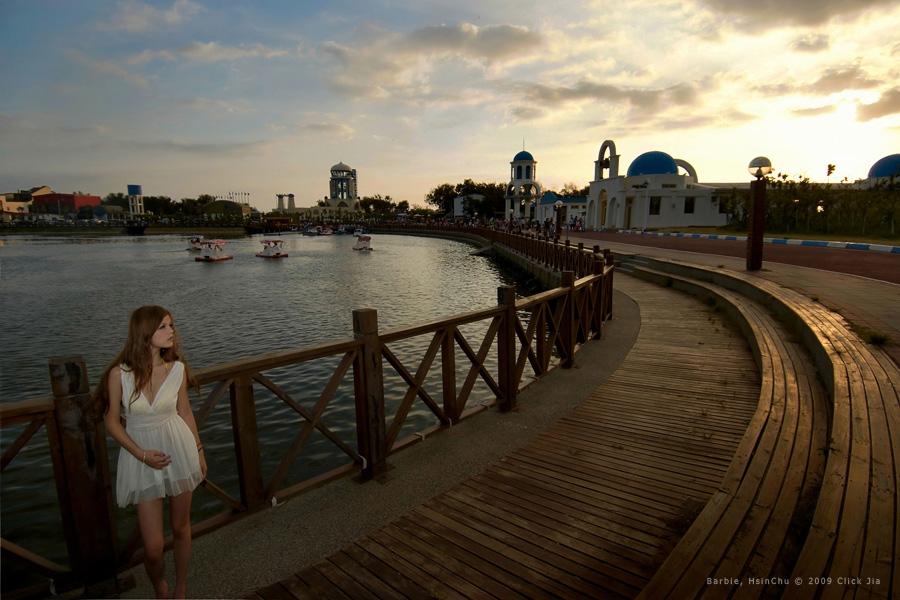 芭比 - 南寮漁港