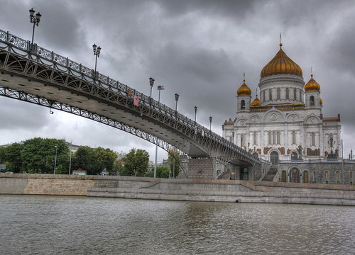Moscow Cathedral (by jurvetson)