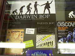 Darwin memorabilia, Whipple Museum, University of Cambridge