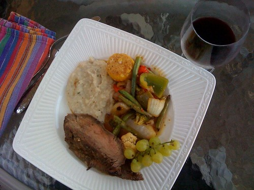 07.18.09 dinner