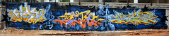 Blue Note Trip (Dase Boogie) Tags: blue kids graffiti israel fresh note always fuse afk dase zeto