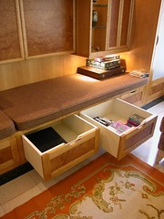Family Room Drawers