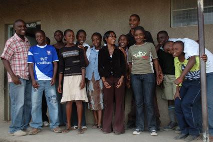 Ripe For Harvest Mentorship Program