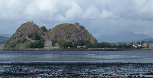 Dumbarton Rock and Castle 2