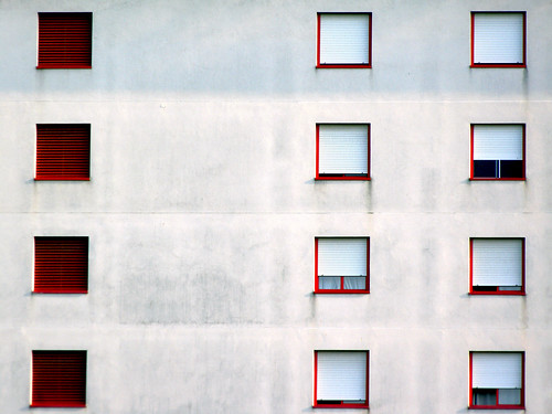 Red windows by darko82