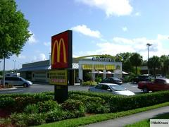McDonald's Naples 8875 Davis Boulevard (USA)