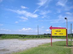 Dream for Sale (jleathers) Tags: field virginia dream easternshore va chincoteague delmarva rollerrink accomack wattsville