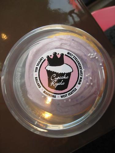 Cupcake Royale - Lavender Cupcake