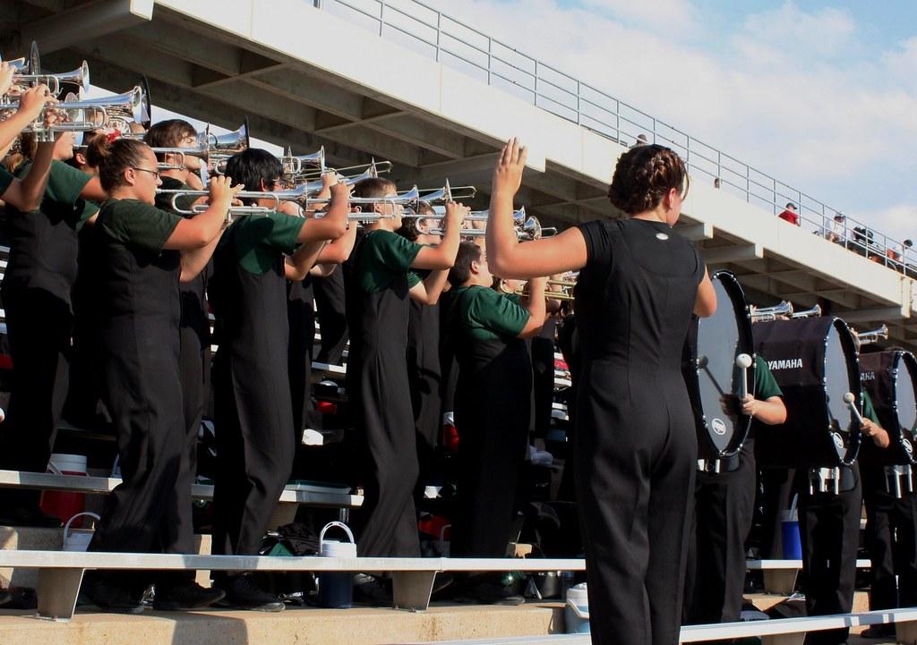 Trumpets & Percussion