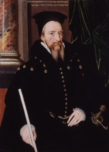 Lord Burghley, William Cecil