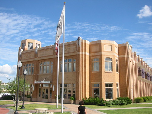 The National Cowgirl Museum and Hall of Fame