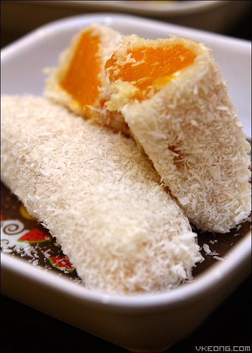 mango-glutinous