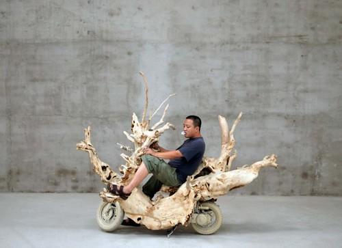 hoe vind je mijn nieuwe fiets?