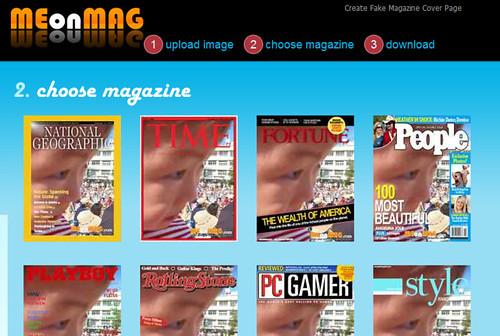 Me on Mag
