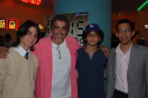 Pedro Tarrazo, Angel Cabral y Soto
