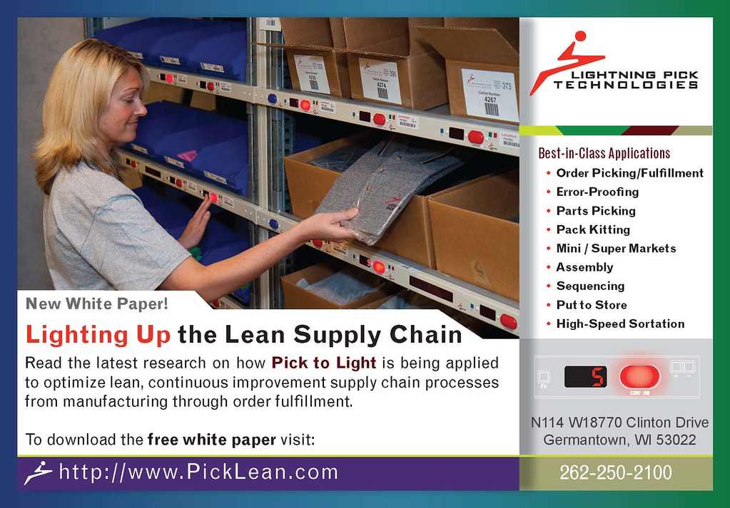 Lighting Up the Lean Supply Chain