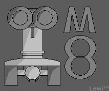 M8 Icon (LewiTaur) Tags: lego icon m8
