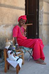 Cigar Woman, Havana (robseye76) Tags: vacation holiday havana cuba cigar kuba wakacje cigarwoman