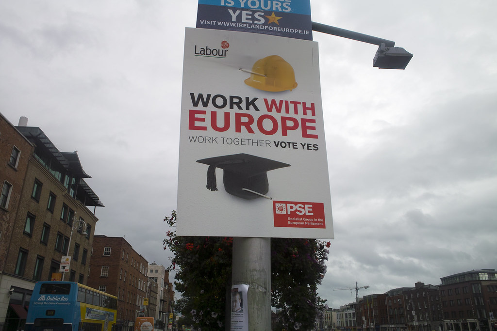 Work With Europe - Vote Yes