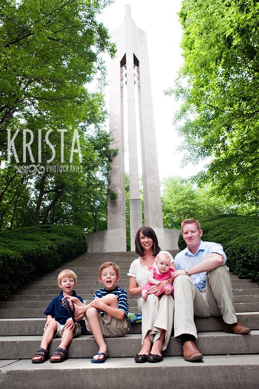 Indianapolis Family Portrait Session