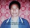Mr. Pranab Chakma (Bhante Pragya) Tags: pragya chakma mizoram bhikkhu bhante