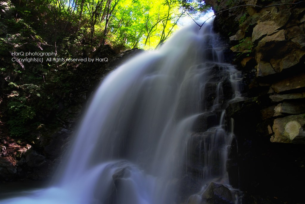 Asama Big Falls