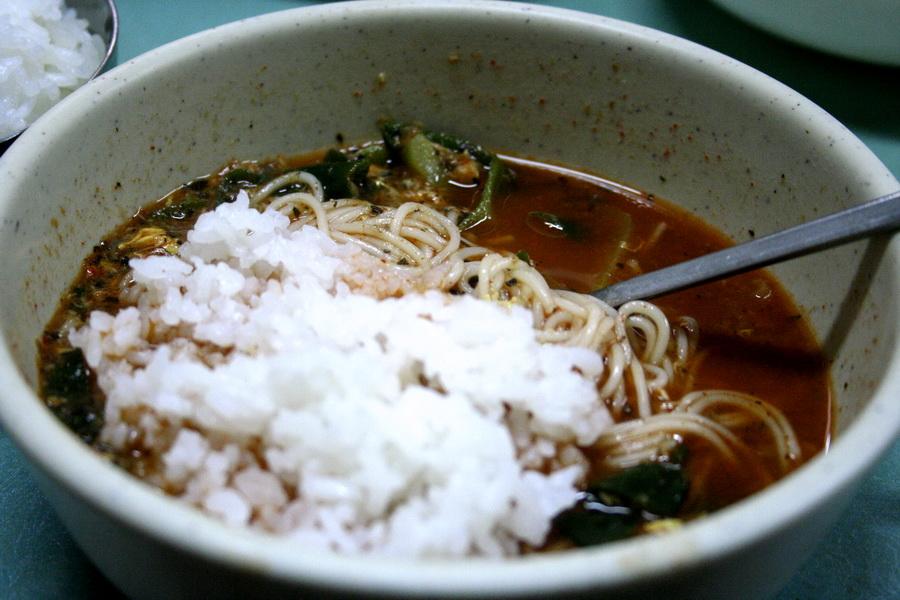 Chueotang, loach stew(6)