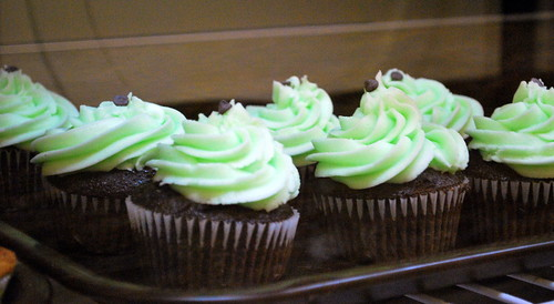 Peppermint Cupcakes-1