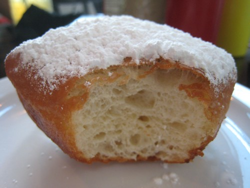Beignet at Frank