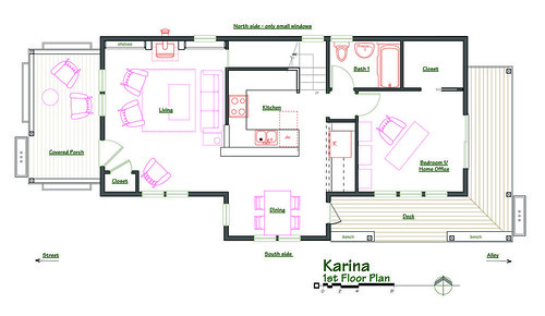 Karina 1st floor