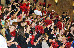 October 8 (Lake Forest College Daily Click) Tags: college sports athletics spirit homecoming fans peprally schoolspirit illnois foresters lakeforestcollege dailyclick liberalartscollege