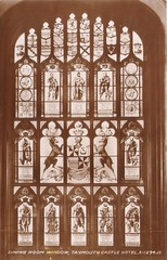Taymouth Castle, Dining Room Window