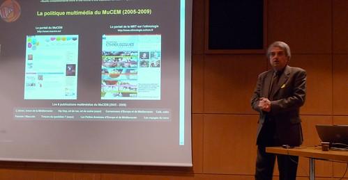 Web2<>Musées-Le Louvre 16/10/09