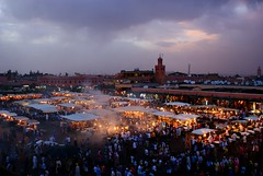 Djemaa el Fna (ulielie) Tags: africa people night desert south sable el southern morocco maroc marocco marrakesh marruecos marokko marroc sud marrocos afrique djemaelfna marocko fna marokas   djemaa   maroka      marc