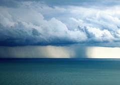 Temporale al largo (bruno brunelli) Tags: sea italy storm italia mare marche temporale sirolo
