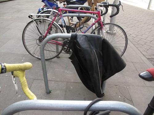 lost coat