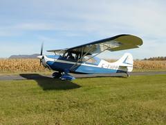 C-FHPP Aeronca Champion 7ACX @ St-Mathias CSP5 DSC_8142 (djipibi) Tags: airport champion 2009 aeronca aroport stmathias 7ac csp5 7acx cfhpp cubtoberfest